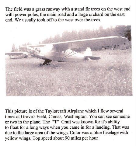 1945 grove field Plane(2)