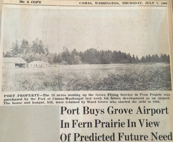 1962 we buy grove field