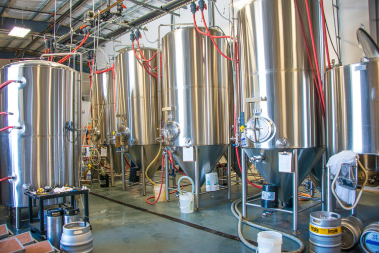 54-40 Brewing