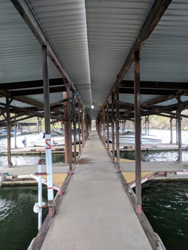 Upper Marina Electriclal Upgrade