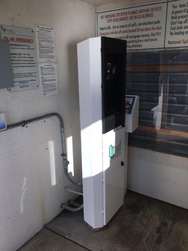 Marina Fuel Terminal Upgrade